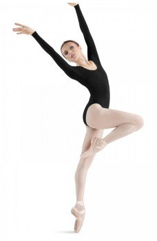 Bloch Womens Long Sleeved  Leotard