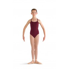 Bloch CL8720, adjustable strap camisole leotard
