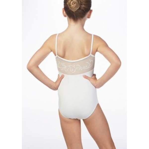 Bloch ALITA, camisole leotard for children