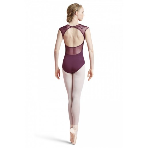 <span style='color: red;'>Out of order</span> Bloch AMIE ballet leotard