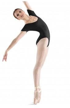 Bloch Cavalier, short sleeve leotard