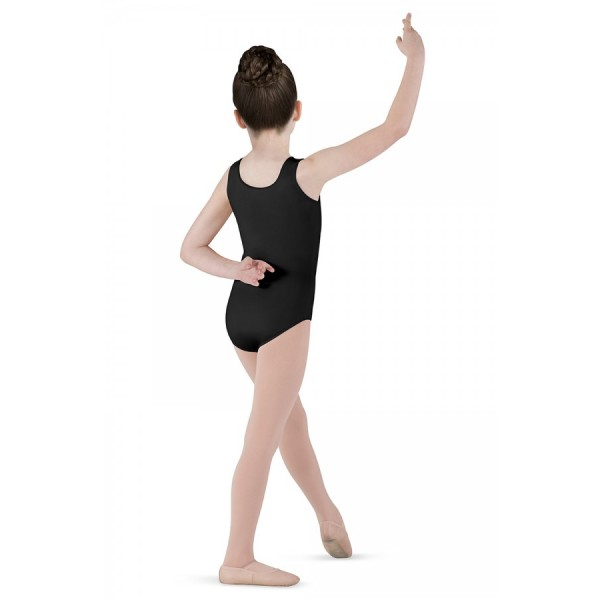 Bloch Dynamic, tank leotard for children