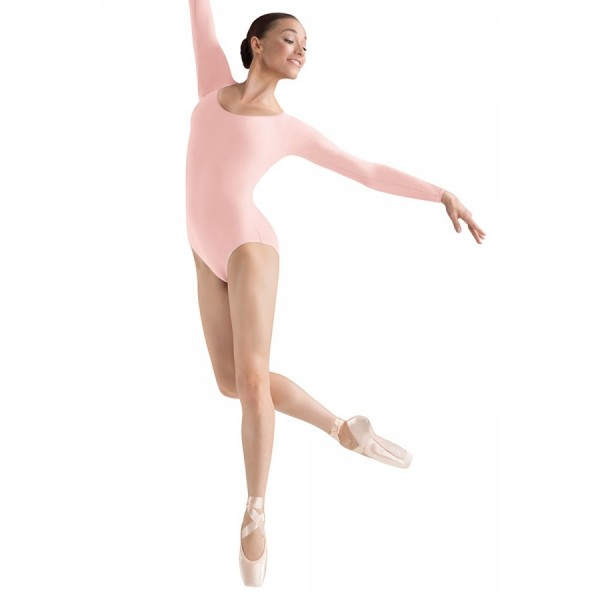 Bloch L5609 Lepsi, Long sleeved leotard
