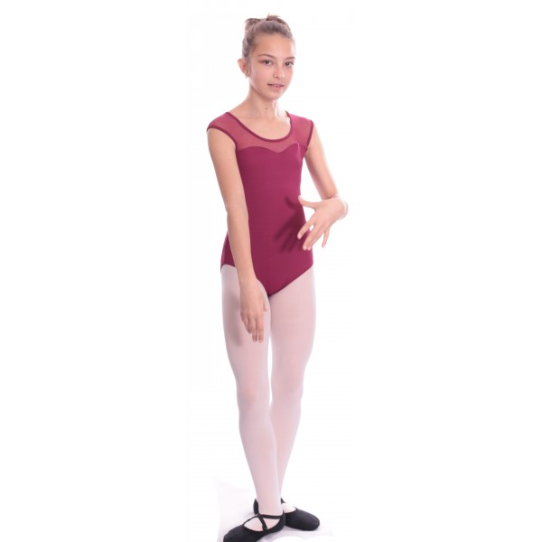 <span style='color: red;'>Out of order</span> Bloch DESTIN, ballet leotard for children