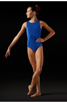 Bloch Leos Velvet, Womens velvet leotard with straps