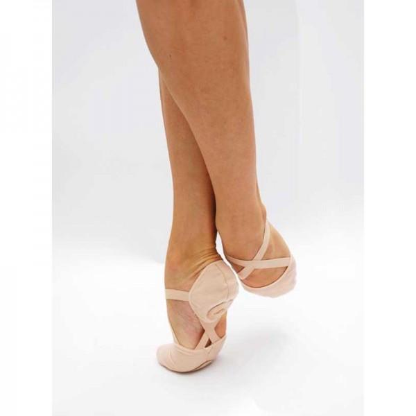 Bloch Elastosplit BL 251, ballet gym-shoes