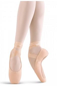 Mirella Whisper Matte Satin Pointe Shoes