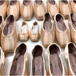 Things to consider when choosing pointe shoes