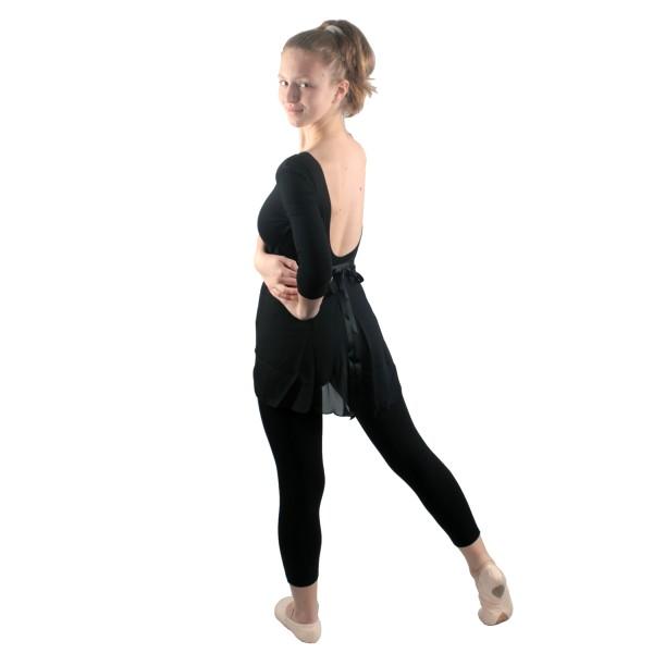 Capezio ballet wrap skirt