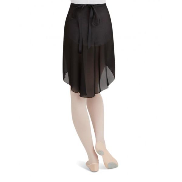Capezio long wrap skirt
