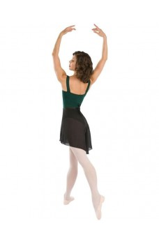 Capezio long wrap skirt