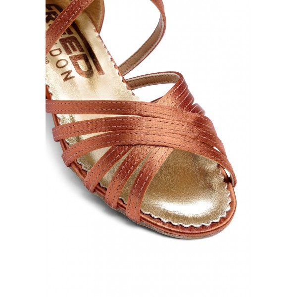 Freed of London Satine, latin shoes for children