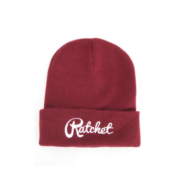 <span style='color: red;'>Out of order</span> Ratchet Beanie