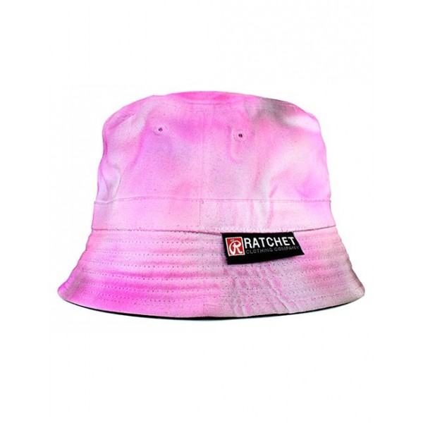 <span style='color: red;'>Out of order</span> Ratchet bucket hat