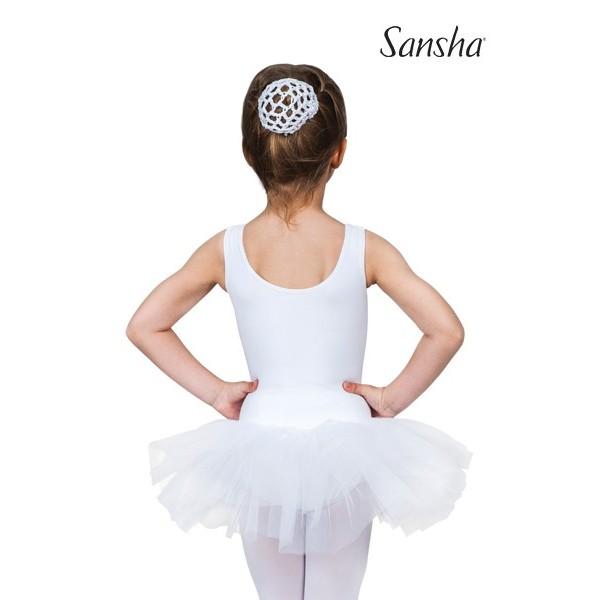 Sansha ballet bun BBH