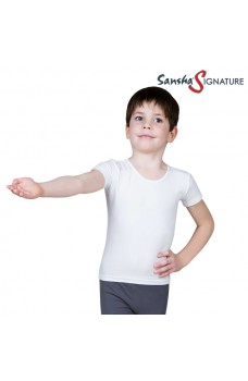 Sansha Santino Y3051C, ballet t shirt