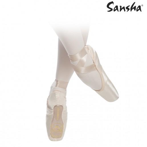 <span style='color: red;'>Out of order</span> Sansha Celebrita 600HSL, pointe shoes