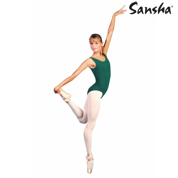Sansha Toliara C160C, ballet leotard