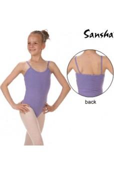 Sansha Eva EF505C, children's ballet leotard