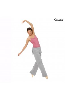 Sansha Carry E36F, warm-up pants for ladies