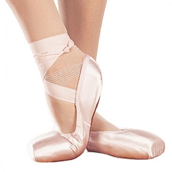 Sansha S-INVIS, elastic pointe shoes ribbon