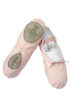 Sansha Tutu Split 5C, ballet shoes