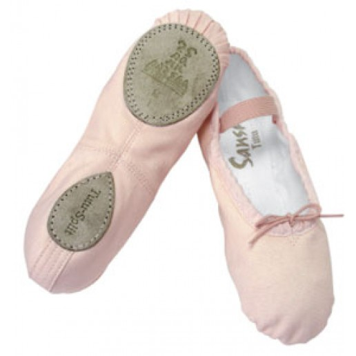 Sansha Tutu Split 5C, ballet shoes
