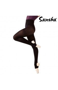 Sansha stirrup tights for children
