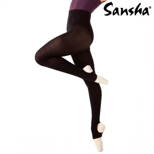 Sansha stirrup tights for children