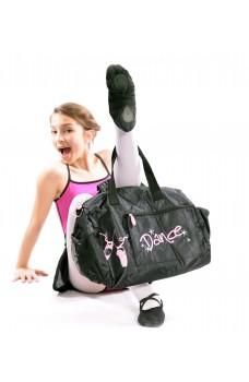 Sansha children's bag with dance motif design