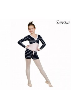 Sansha Kloris, warm up sweater for children