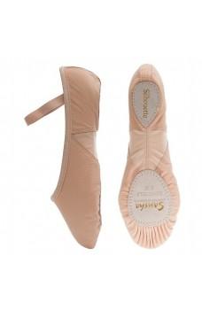 Sansha Silhouette 3L, ballet shoes