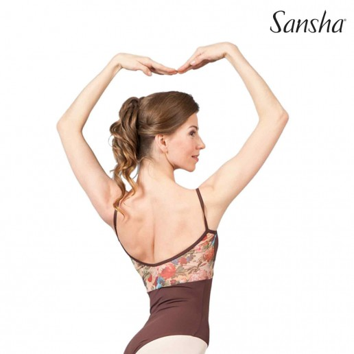 <span style='color: red;'>Out of order</span> Sansha Adabel, ballet leotard