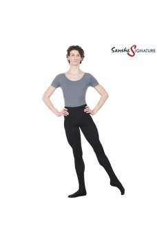 Sansha Sergio, short sleeve leotard for men