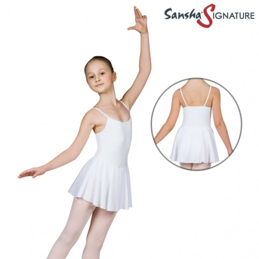 Sansha Savanah, ballet leotard for children