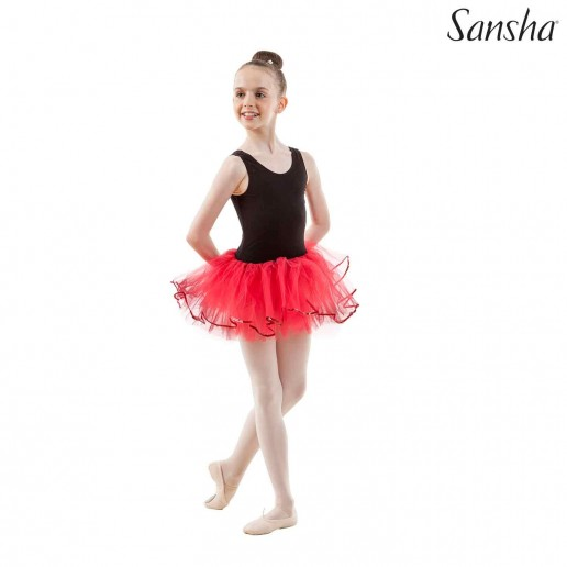 Sansha Fifi DF013P, tutu skirt for children