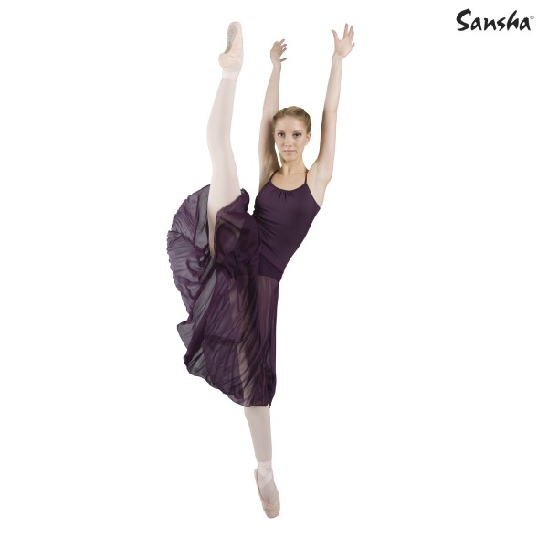 Sansha Misti 1, medium length ballet skirt