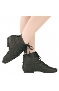 Sansha Soho, leather jazz boots