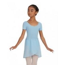 Capezio CAD800C, children ballet skirt