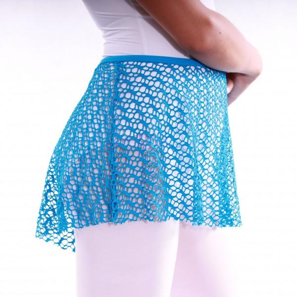 Capezio pull on jacquard ballet skirt