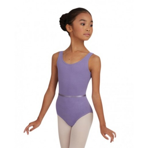 Capezio children ballet leotard with belt