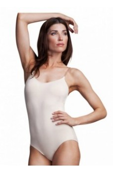 Capezio Camisole Clear Straps 3532B, leotard under costume
