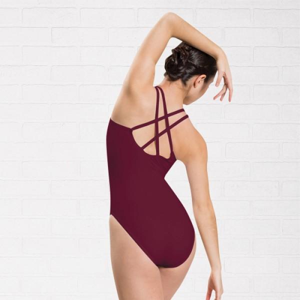Capezio Double Strap Camisole Leotard CC123, ballet leotard