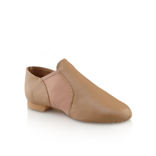Capezio E-series jazz slip on, jazz shoes