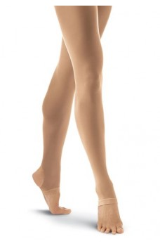 Capezio Hold Strech Stirrup, ballet tights for adults