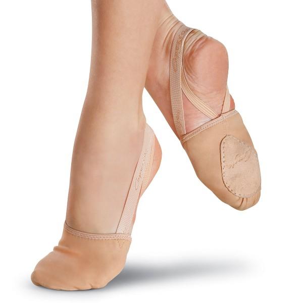 Capezio Pirouette II, leather ballet shoes