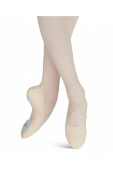 Capezio Canvas Juliet, ballet semi pointe