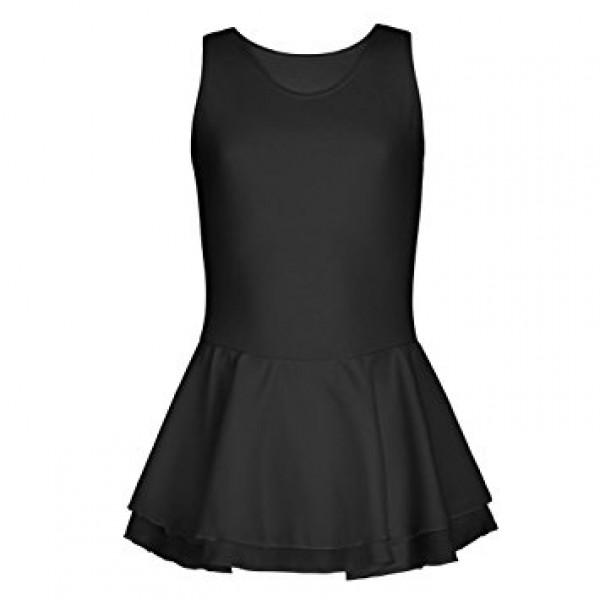 Capezio ballet leotard with double skirt