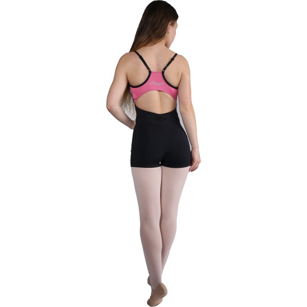 <span style='color: red;'>Out of order</span> Capezio Biketard