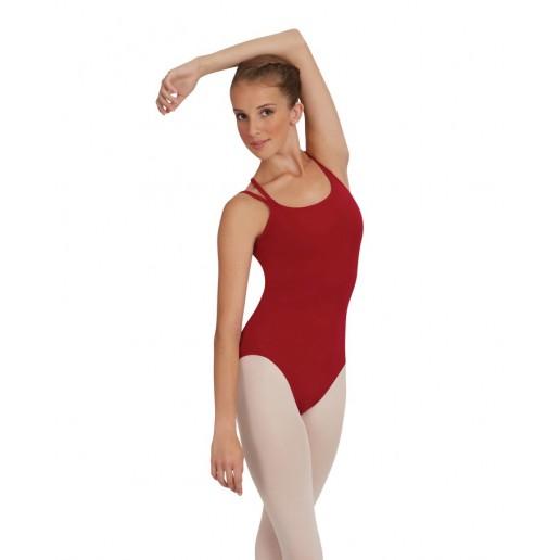 Capezio criss cross, women ballet leotard